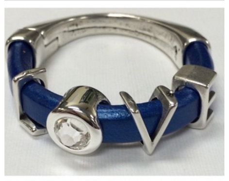 I Love Love Bracelet (BLUE)