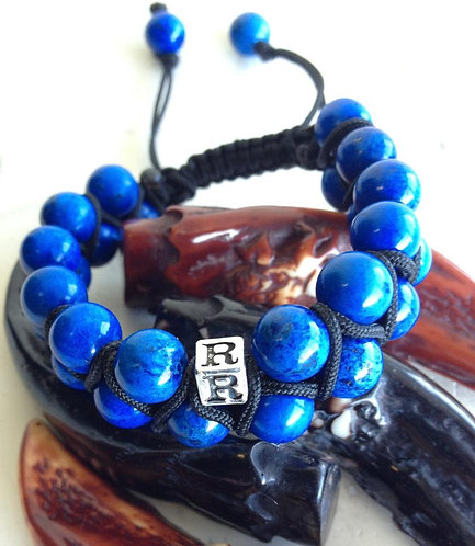 Blue Double Strand (Toddler)