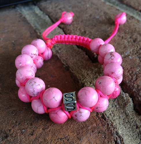 Pink Double Strand (Toddler)