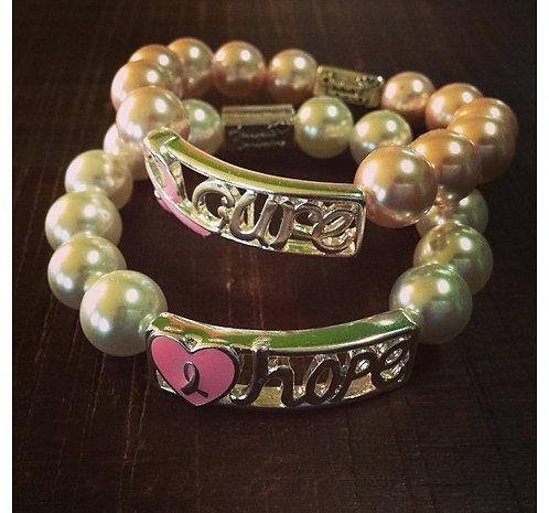 Hope Pearl Bracelet