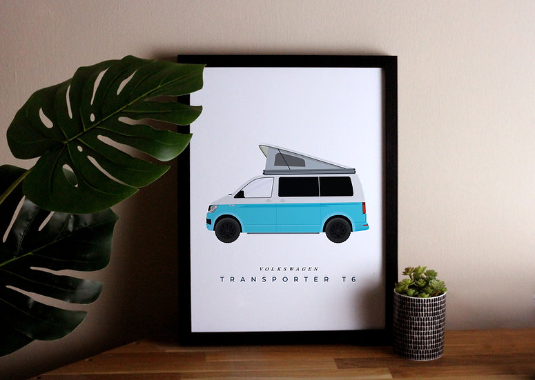 Personalised Vehicle Portrait