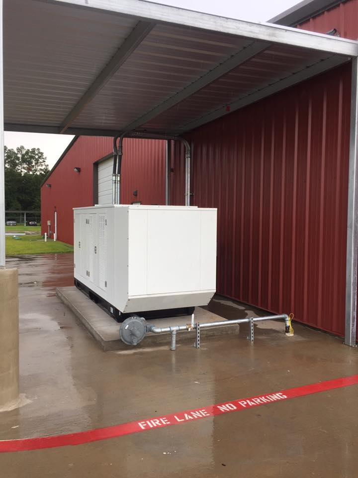 Commercial Generator