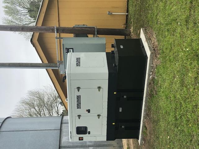 Water Well Diesel Generator