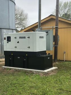 Water Well Diesel Generator