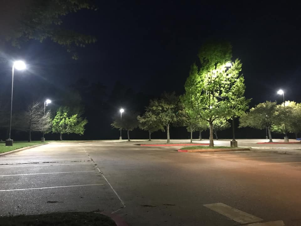 Region VI - Parking Lot Lighting