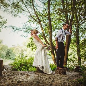 Danny & Ilona Wedding Preview