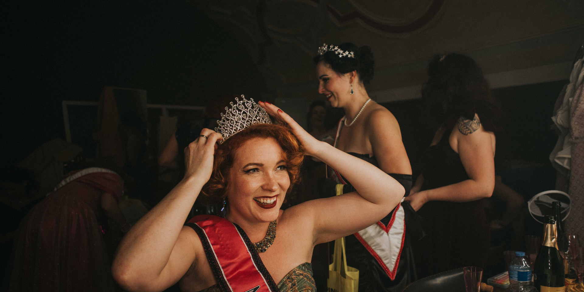 Miss Pinup Finals 2019 Backstage_Vintage