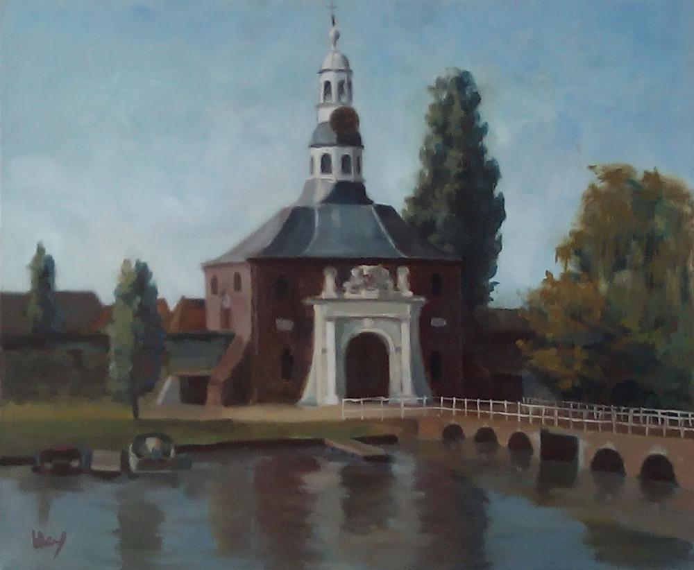 Expositie Bryan Beij : Het mooiste van Leiden en omstreken | oktober t/m december 2017
