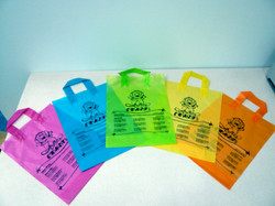 Color HDPE Bag