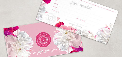 Tea & Niceties Gift Vouchers