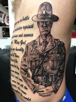 Brad Hamond state trooper