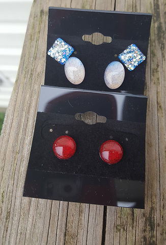 resi earrings