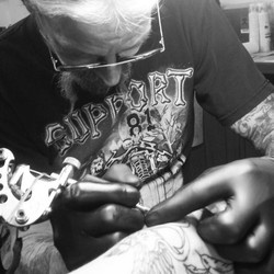 dragon tattooing