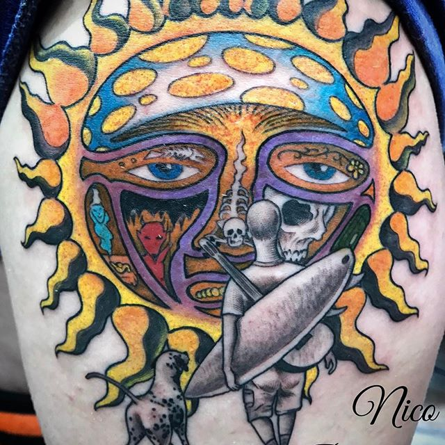 sublime tattoo