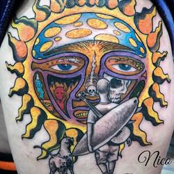 sublime tattoo