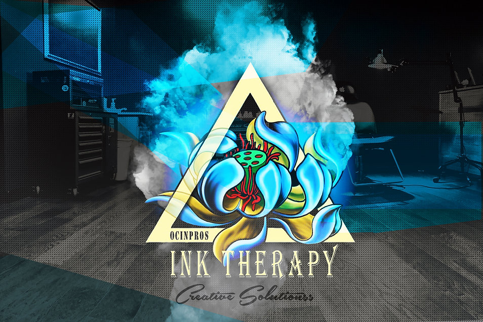 ink therapy nc logo
