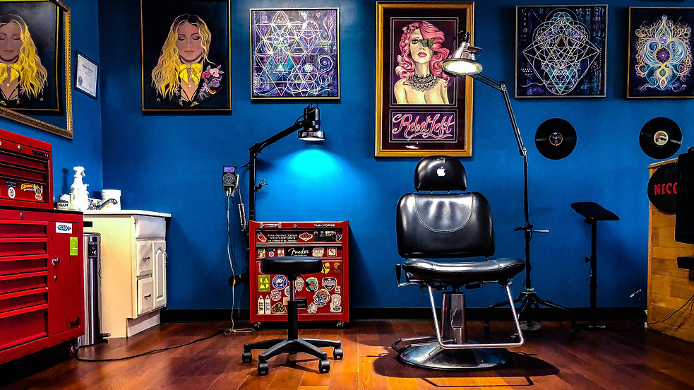 Ink Therapy Sanford Nc Tattoo Studio