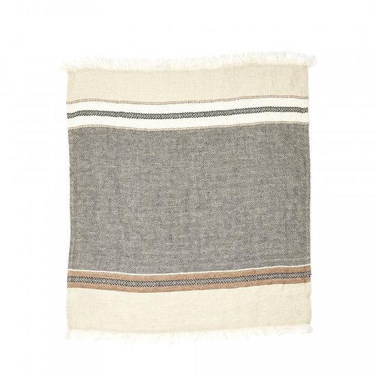 Handdoek Beeswax stripe