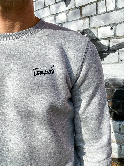 Sweater M/V tranquilo