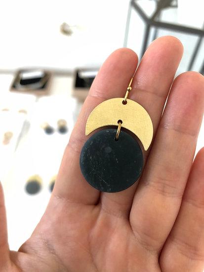 Oorbellen Eclipse