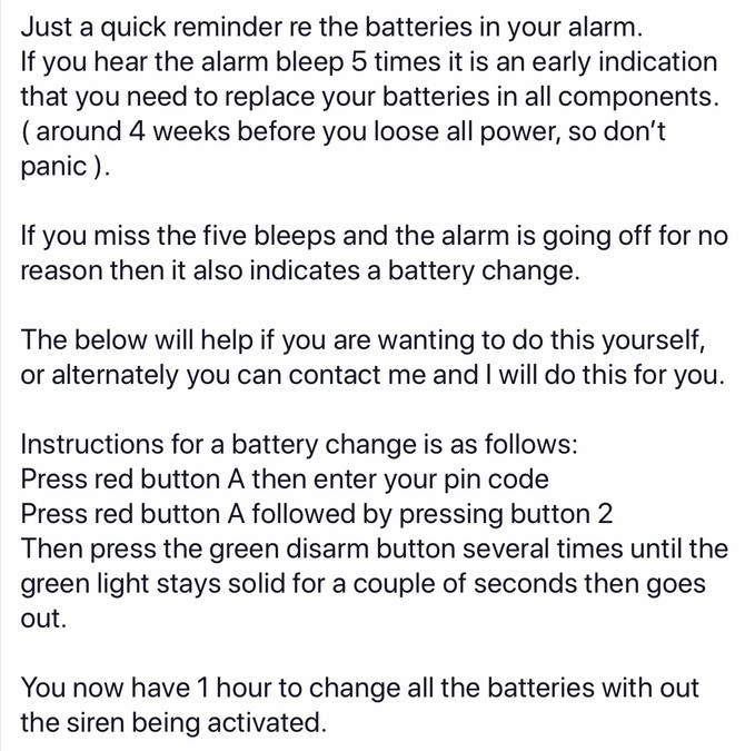 Battery Change How To!