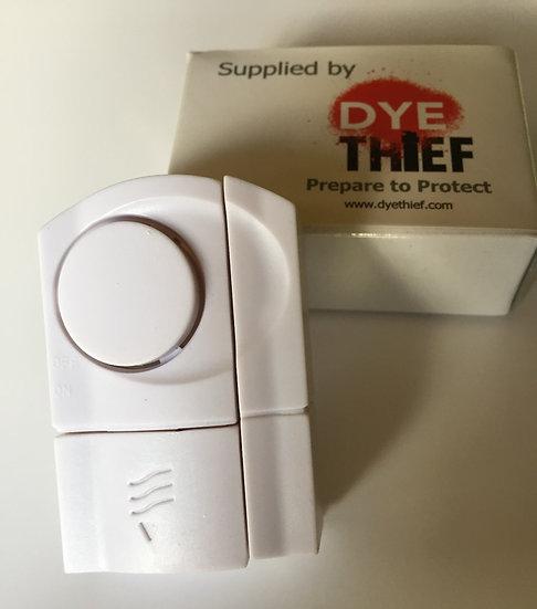 Wireless mini Window Alarm