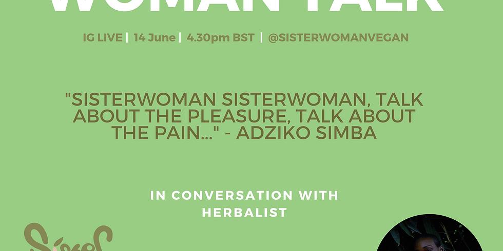 woman talk - mutulu botanica