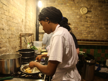 sisterwoman spotlight: denai moore