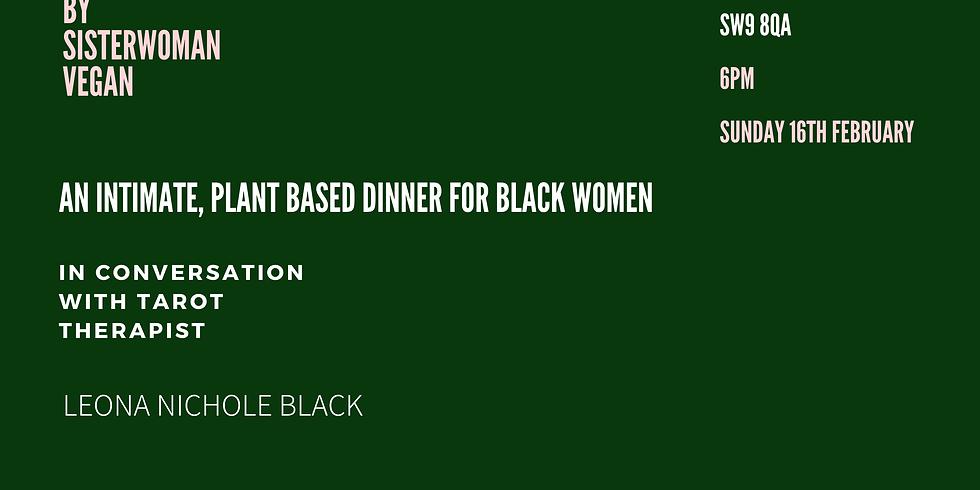 woman talk - leona nichole black