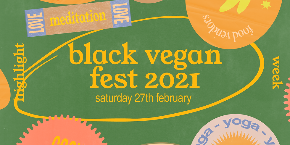 black vegan fest