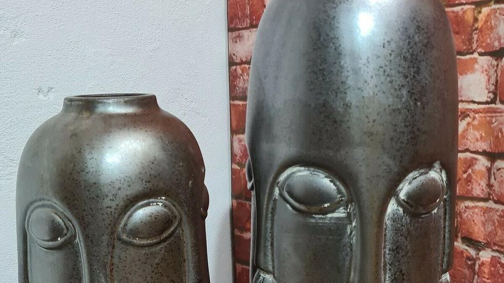 Gesicht Vase Carly S