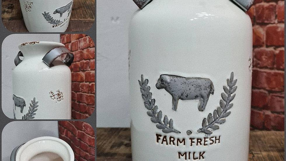Milchkanne Vase