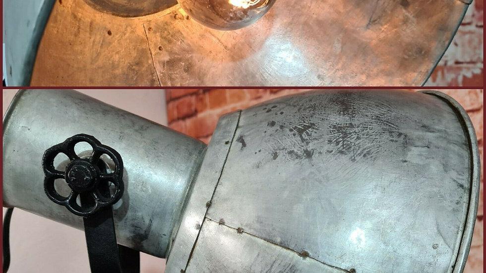 Stehlampe Adjustable Industrial Iron