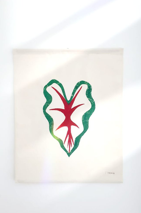 Bandeira Caladium