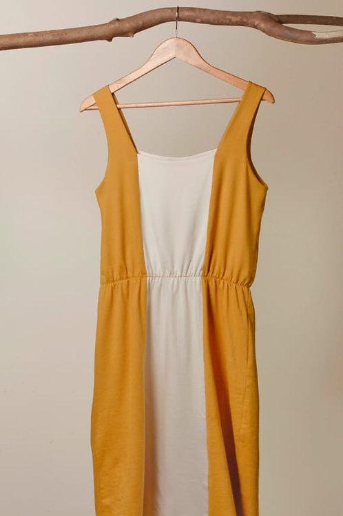 Vestido nº04 Mostarda