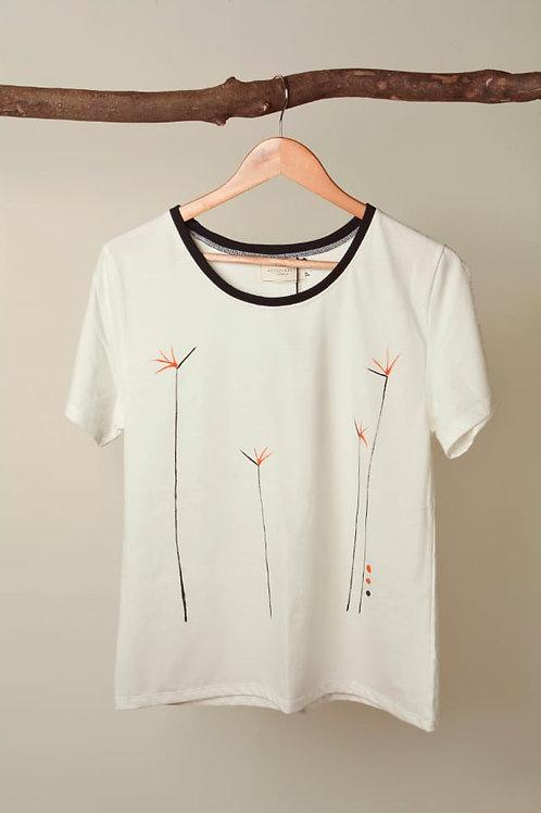 Camiseta Ave do Paraíso