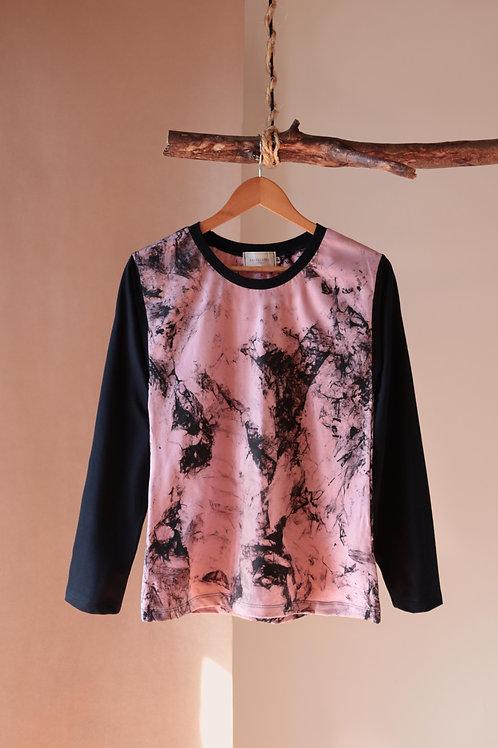 Camiseta Nero - rosa
