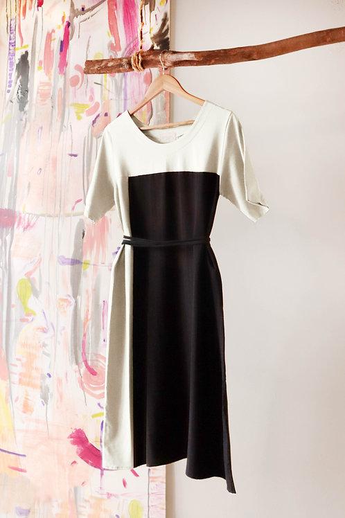 Vestido Janela - Branco