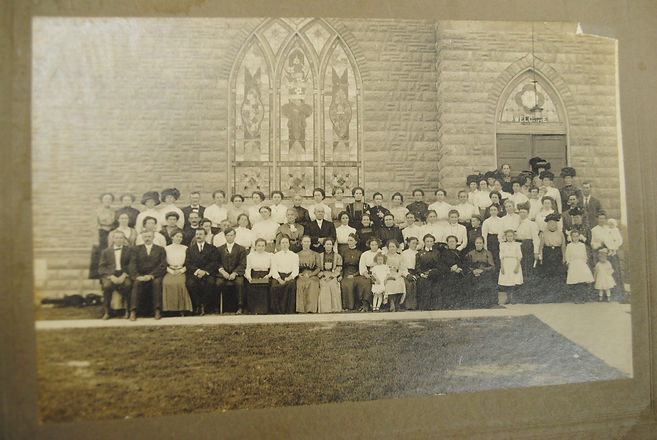 Members of Congregation and Willing Work
