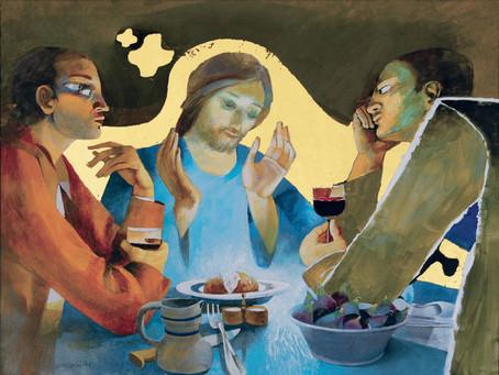Pâques dans l'après-midi : La prière du figuier