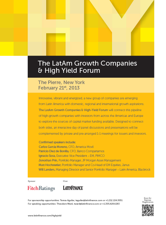 LatinFinance GC & High Yield Forum