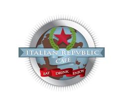 Italian Republic Cafe Logo