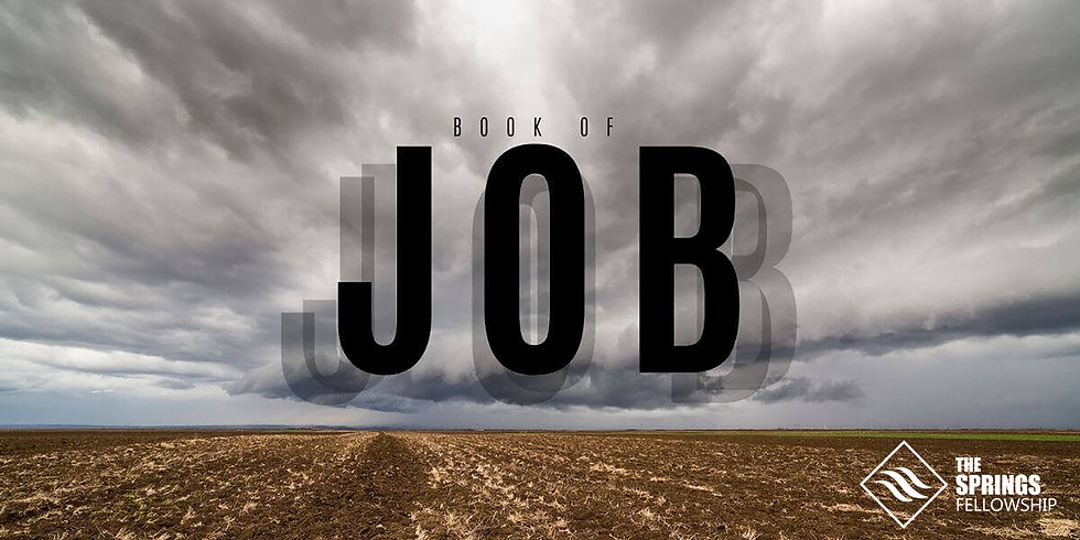 Equipping Class - The Book of Job
