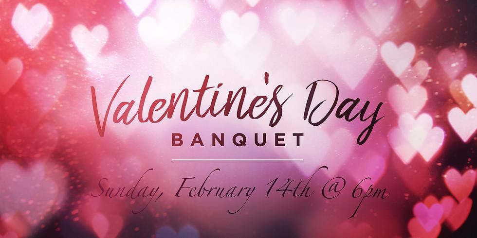 Valentine's Day Banquet