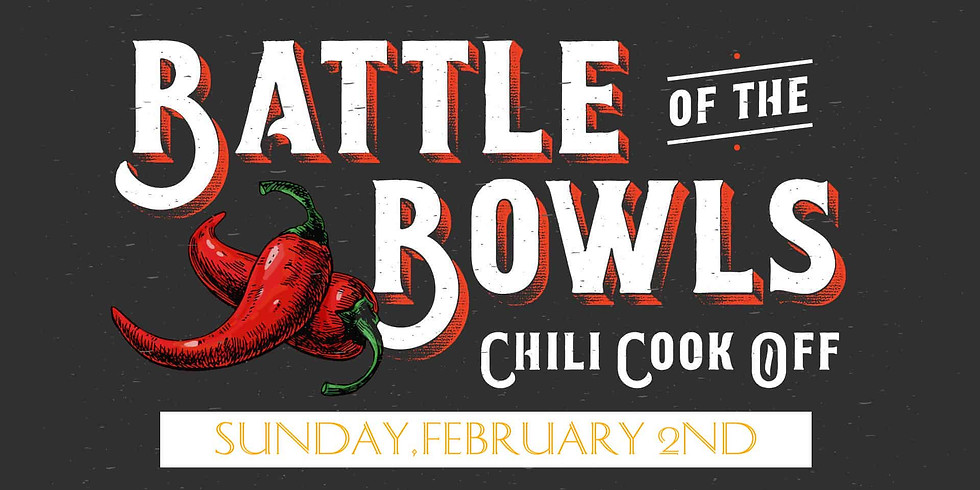 Battle of the Bowls Chili Cook-Off/Fundraiser
