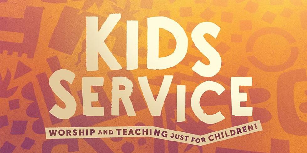 New Kids Service!