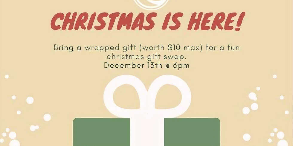The Flood Student Ministries Christmas Party