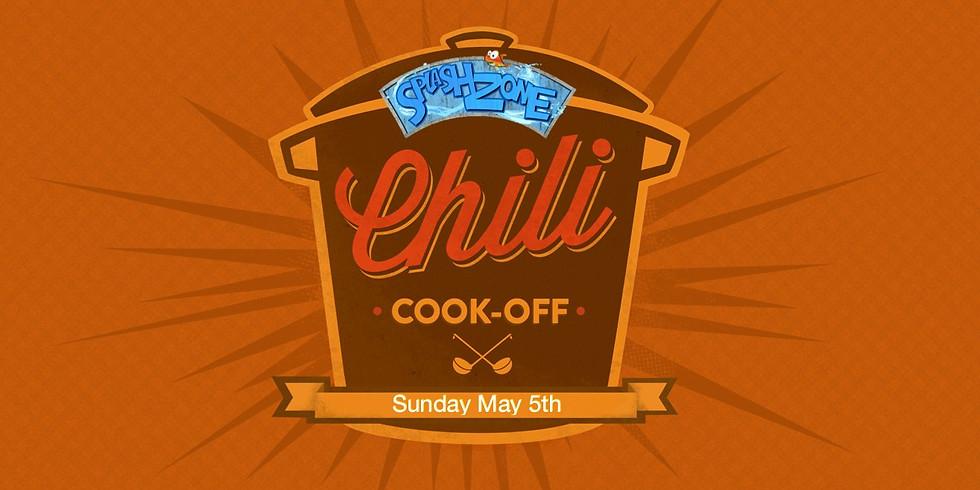 Splash Zone Chili Cook-Off