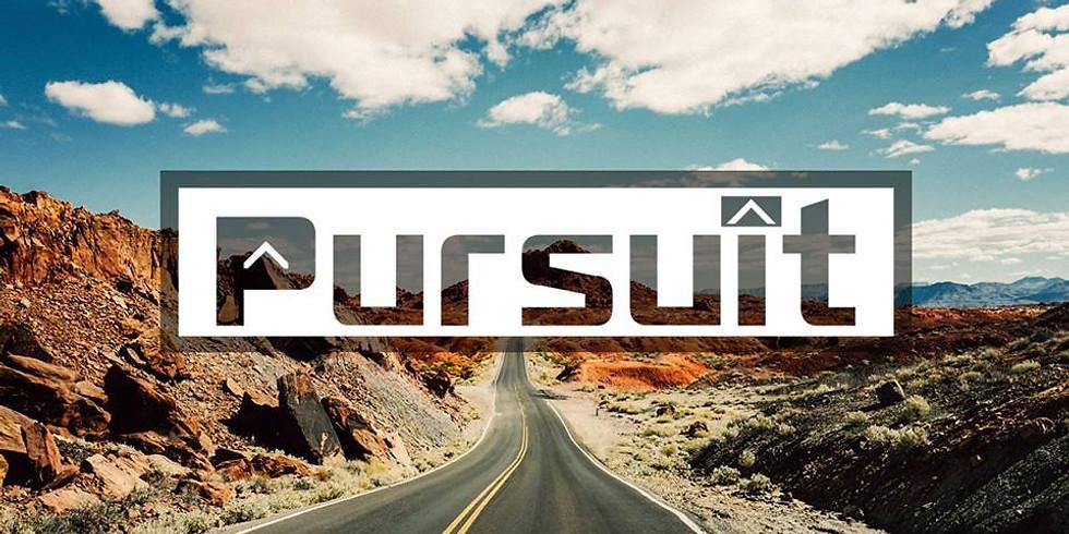 Pursuit Prayer