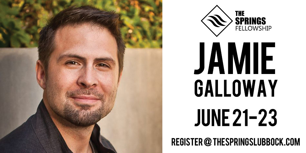 Jamie Galloway: Prophetic Conference